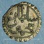 Coins Tunisie. Ottomans. Mahmoud II (1223-1255H). Kharub 1252H. Tunis