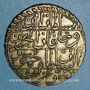 Coins Tunisie. Ottomans. Mahmud II (1223-1255H). 8 kharub 1242H. Tunis