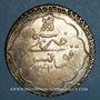 Coins Tunisie. Ottomans. Mahmud II (1223-1255H). Piastre 1242H. Tunis