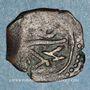 Coins Tunisie. Ottomans. Mustafa II (1106-1115H). Burbe 111xH. Tunis