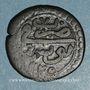 Coins Tunisie. Ottomans. Mustafa III (1171-1187H). Burbe 1175H. Tunis