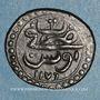 Coins Tunisie. Ottomans. Mustafa III (1171-1187H). Burbe 1176H. Tunis