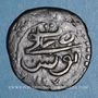 Coins Tunisie. Ottomans. Mustafa III (1171-1187H). Burbe bronze 1177H. Tunis