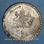 Coins Tunisie. Ottomans. Selim III (1203-1222H). Piastre  1219H. Tunis