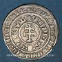 Coins Duché de Bar. René I (1451-1453). Gros. Saint-Mihiel. R ! R !