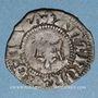 Coins Duché de Lorraine. Antoine (1508-1544). Denier. Nancy