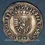Coins Duché de Lorraine. Antoine (1508-1544). Teston 1523. Nancy