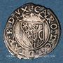 Coins Duché de Lorraine. Charles III (1545-1608). Sol ou carolus. Nancy (1564-1574). Inédit!