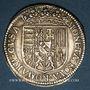Coins Duché de Lorraine. Charles IV maître de quelques places (1638-1639). Teston 1638. Remiremont