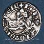 Coins Duché de Lorraine. Ferry III (1251-1303). 1/4 de gros dit spadin. Nancy