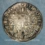 Coins Lorraine. Cité de Metz. Demi-gros au Saint-Etienne agenouillé n.d. Metz