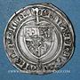 Coins Lorraine. Duché de Bar. René I (1419-1480). Gros. Saint-Mihiel (après 1435)