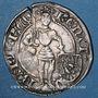Coins Lorraine. Duché de Bar. René I (1419-1480). Gros. Saint-Mihiel