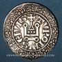 Coins Lorraine. Duché de Bar. Robert (1352-1411). Gros tournois