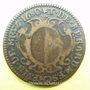 Coins Lorraine. Metz. Thomas de Bérard, échevin de Metz. Jeton cuivre 1680