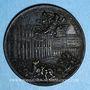 Coins Benoît XIII (1724-1730). Jubilée de 1725. Médaille bronze