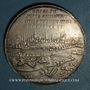 Coins Breisach. Prise de Breisach (Vieux-Brisach), 1638. Médaille argent