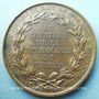 Coins Franz Joseph Gall, médecin (1758-1828). Médaille en bronze. 46 mm. Gravée par Barre en 1828