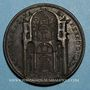 Coins Grégoire XIII (1572-1582). Chapelle grégorienne. Médaille de restitution, bronze