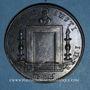 Coins Martin V (1417-1431). Médaille de restitution, bronze