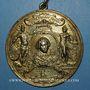Coins Maurice de Nassau, prince d'Orange (1567-1625). Conquête du Pernambouc, 1630. Médaille argent doré.
