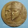 Coins Mission Foureau Lamy, 1898-1900. Médaille bronze. 49,7 mm