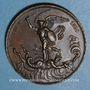 Coins Naissance du duc de Bordeaux 1820. Médaille bronze