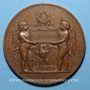 Coins Paris. Exposition universelle. 1867. Médaille en bronze