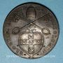 Coins Pie III (1503). Médaille de restitution, bronze