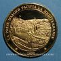 Coins Prise d'Alger. 1830. Médaille vermeil. Frappe moserne !