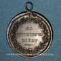 Coins Russie. 9e guerre russo-turque (1828-1829). 1829. Médaille de récompense en argent