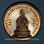 Coins Russie. Millénaire de l'Etat russe. 1862. Médaille bronze