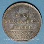 Coins STUTTGART. Lycée royal. Prix d'école. Médaille en argent. 22,90 mm