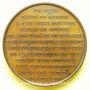Coins Suisse. Genève. de Grénus François-Théodore-Louis 1847. Médaille en cuivre. 60 mm Gravée par A. Bovy