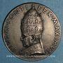 Coins Vatican. Pie XI. 50e anniversaire de son ordination sacerdotale. 1929. Médaille argent
