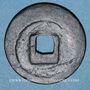 Coins Annam. Hien Tông (1740-86) - ère Canh Hung (1740-1786). Sapèque