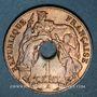 Coins Indochine française. 1 cent 1926 A