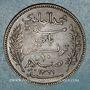 Coins Tunisie. Mohammed IV El-Hadi (Hédi Bey) (1320-1324H = 1902-1906). 10 centimes 1903A