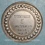 Coins Tunisie. Mohammed IV El-Hadi (Hédi Bey) (1320-1324H = 1902-1906). 5 centimes 1903A