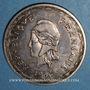 Coins Vanuatu (Nouvelles Hébrides). 100 francs 1966. Essai