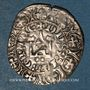 Coins Aquitaine. Edouard II (1307-1327). Maille blanche, 2e type