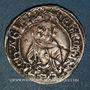 Coins Aquitaine. Edouard IV le Prince Noir (1362-1372). Hardi. Bordeaux