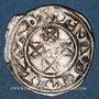 Coins Aquitaine. Guillaume IX (1086-1126) et Guillaume X (1126-1137). Denier