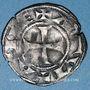 Coins Aquitaine. Richard Coeur de Lion (1169-1196). Denier