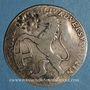 Coins Ardennes. Duché de Bouillon. Godefroy-Maurice de la Tour d'Auvergne. Escalin 1681