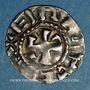Coins Auvergne. Comté d'Auvergne. Guillaume II (918-926). Denier. Brioude
