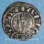 Coins Auvergne. Evêché de Clermont. Monnayage anonyme (13e siècle). Obole