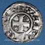 Coins Berry. Comté de Sancerre. Monnayage anonyme (vers 1190-1230). Denier
