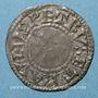 Coins Bourgogne. Abbaye de Cluny (12e - 13e siècle). Denier