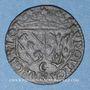 Coins Champagne. Principauté de Château-Renaud. Louise Marguerite de Lorraine (1614-29). Gros